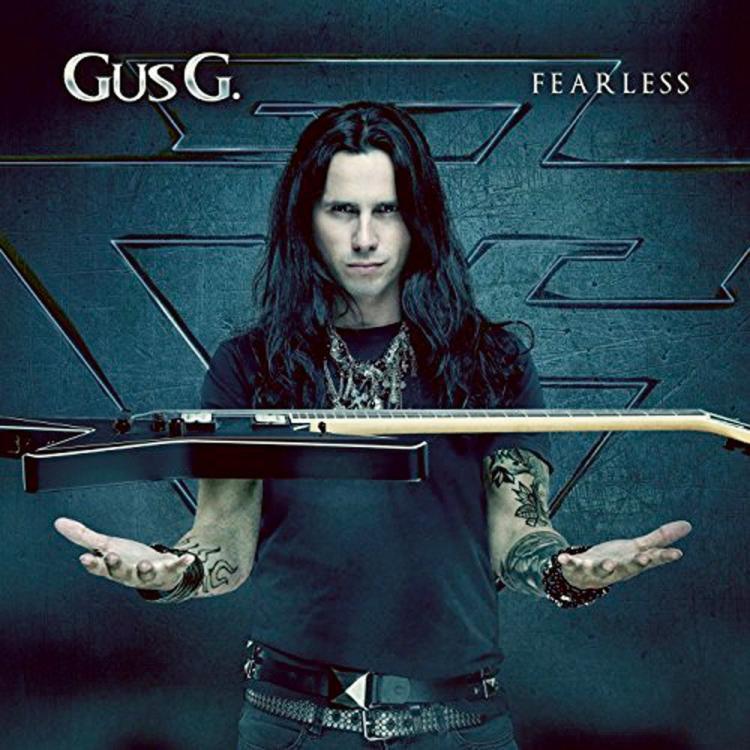 No. 21 'Fearless' de Gus G. (AFM Records)