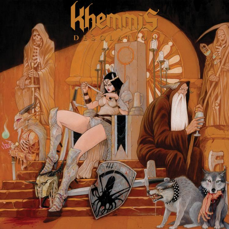 No. 21 'Desolation' de Khemmis (20 Buck Spin)