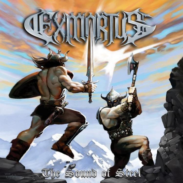 N0. 22 'The Sound Of Steel' de Exmortus (Prosthetic)
