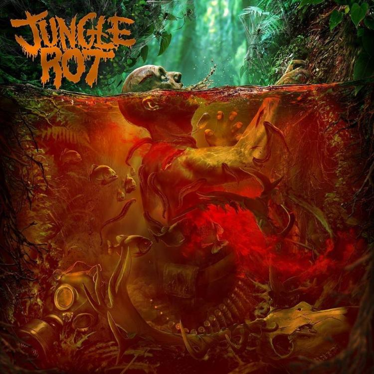 No. 22 'Jungle Rot' de Jungle Rot (Victory)