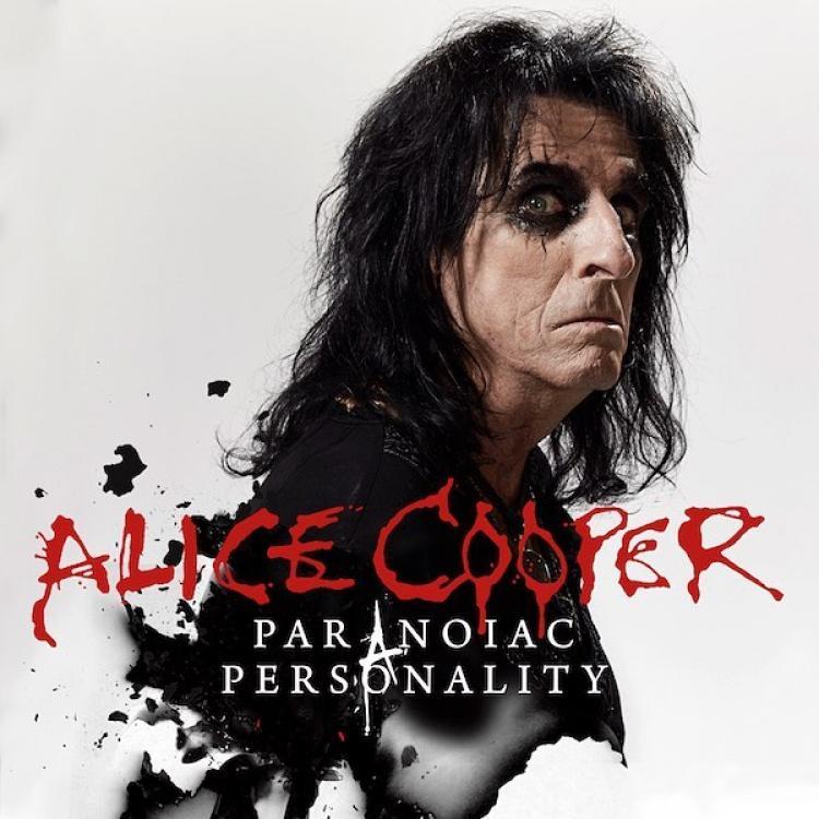No. 23 'Paranormal' de Alice Cooper (earMUSIC)