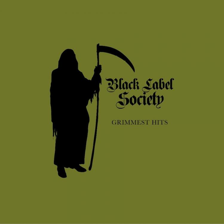 No. 24 'Grimmest Hits' de Black Label Society (Spinefird)