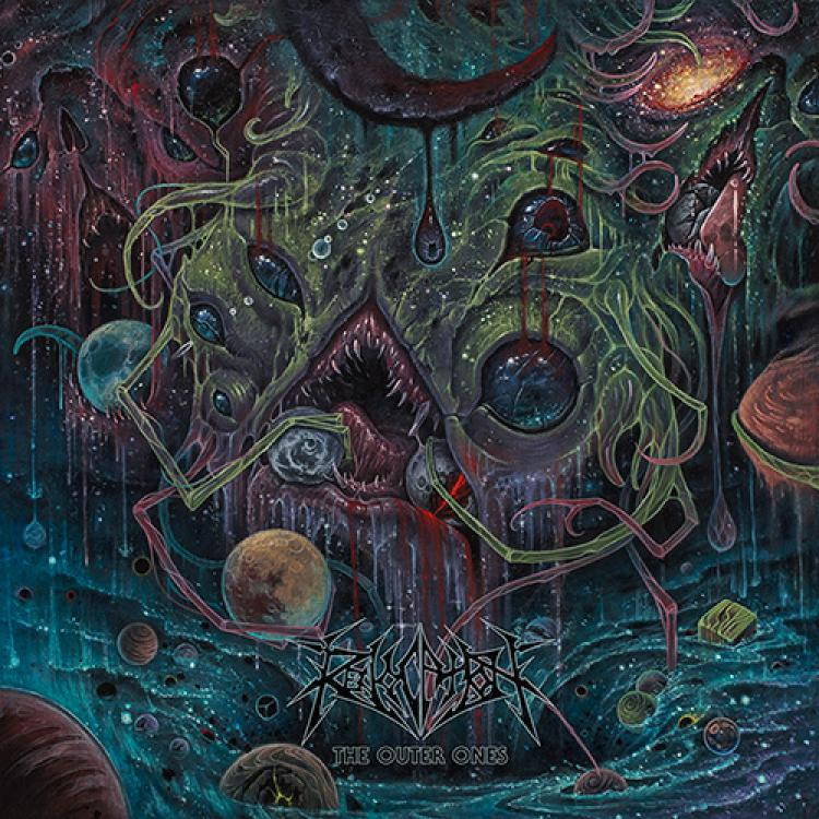 No. 24 'The Outer Lines' de Revocation	(Metal Blade)