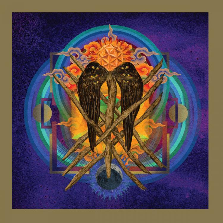 No. 25 'Our Raw Heart' de Yob (Relapse Records)