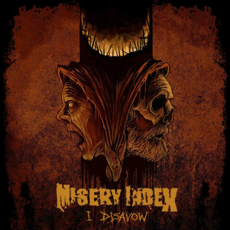 No. 25 'I Disavow' de Misery Index (Vitriol)