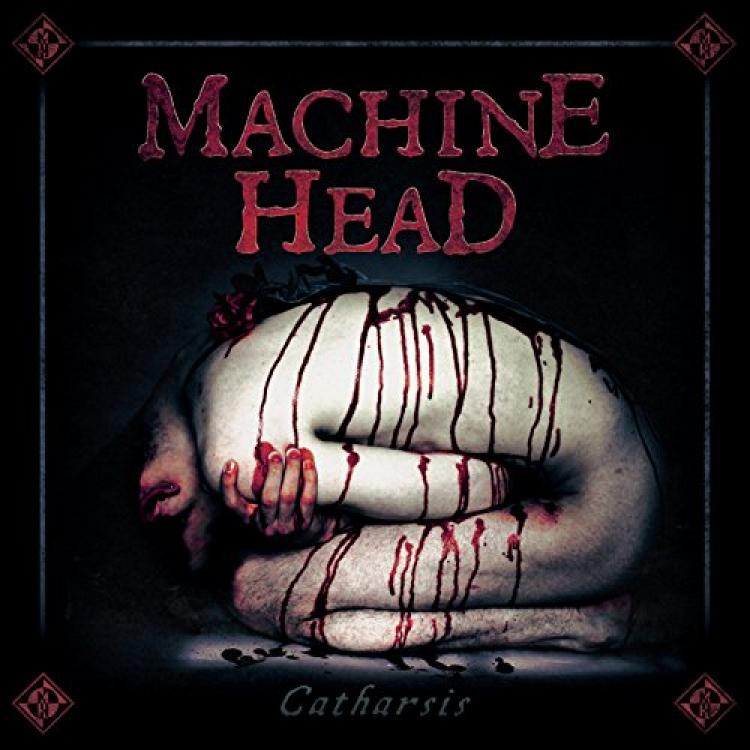 No. 2 'Catharsis' de Machine Head (Nuclear Blast)