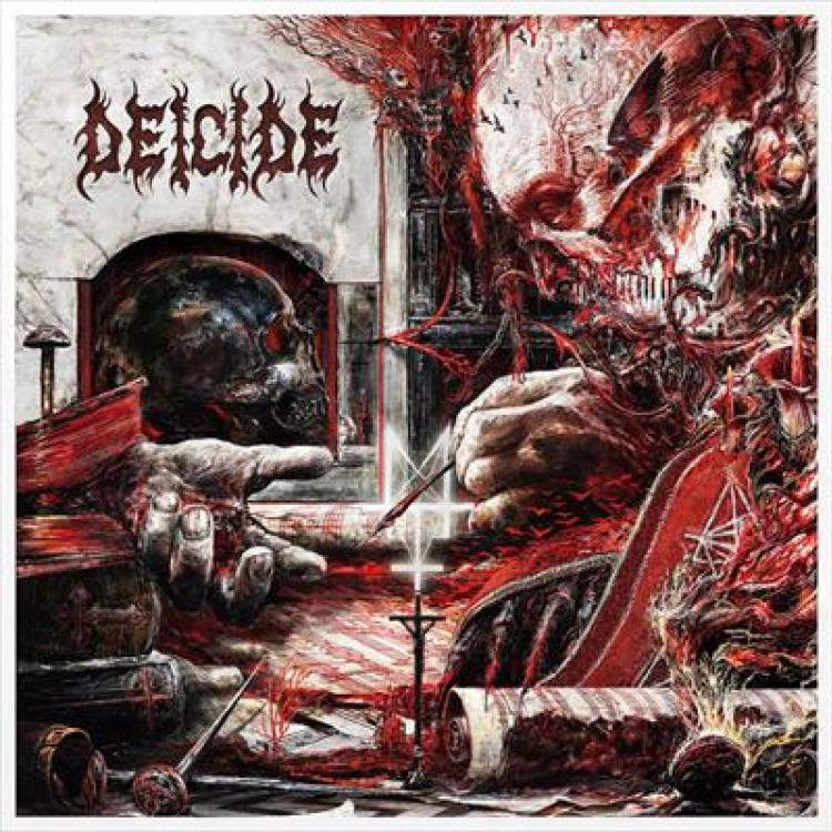 No. 3 'Overtures Of  Blasphemy' de Deicide (Century Media)