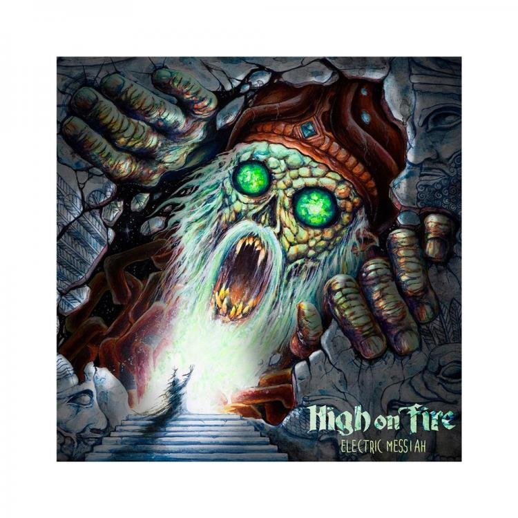 No. 4 'Electric Messiah' de High On Fire (eONE)