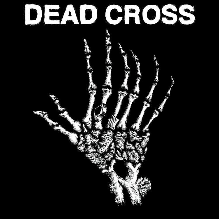No. 4 'Dead Cross EP' de Dead Cross (Ipecac Recordings)
