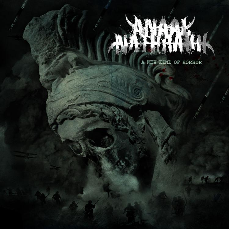 No. 5 'A New Kind Of Horror ' de Anaal Nathrakh (Metal Blade)