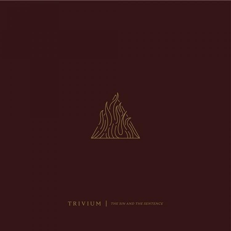 No. 6 'The Sin and the Sentence' de Trivium (Roadrunner)
