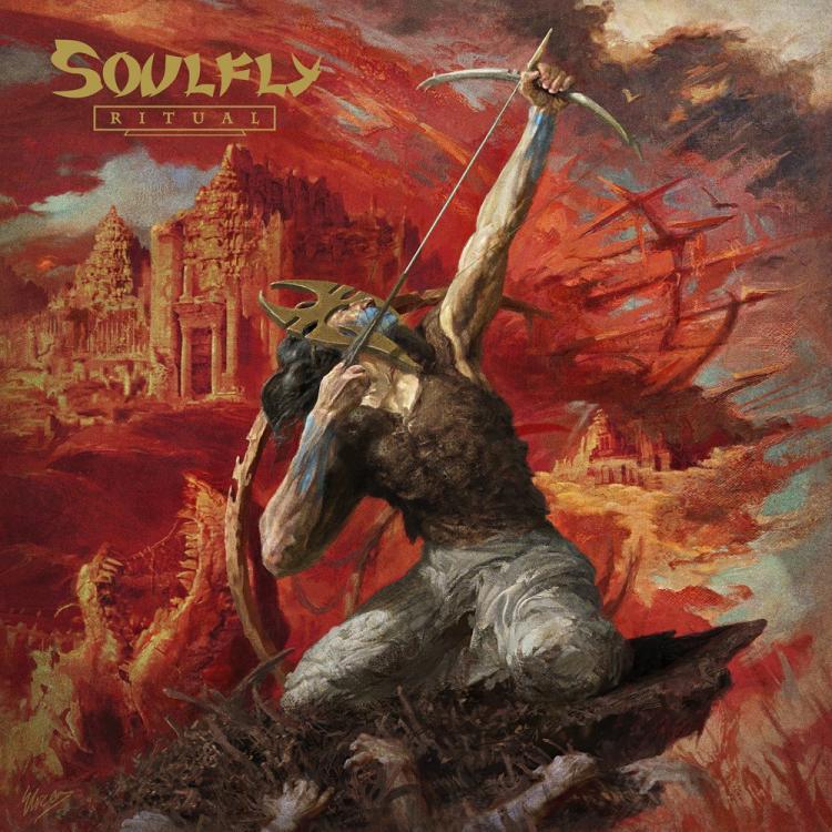 No. 7 'Ritual' de Soulfly (Nuclear Blast)
