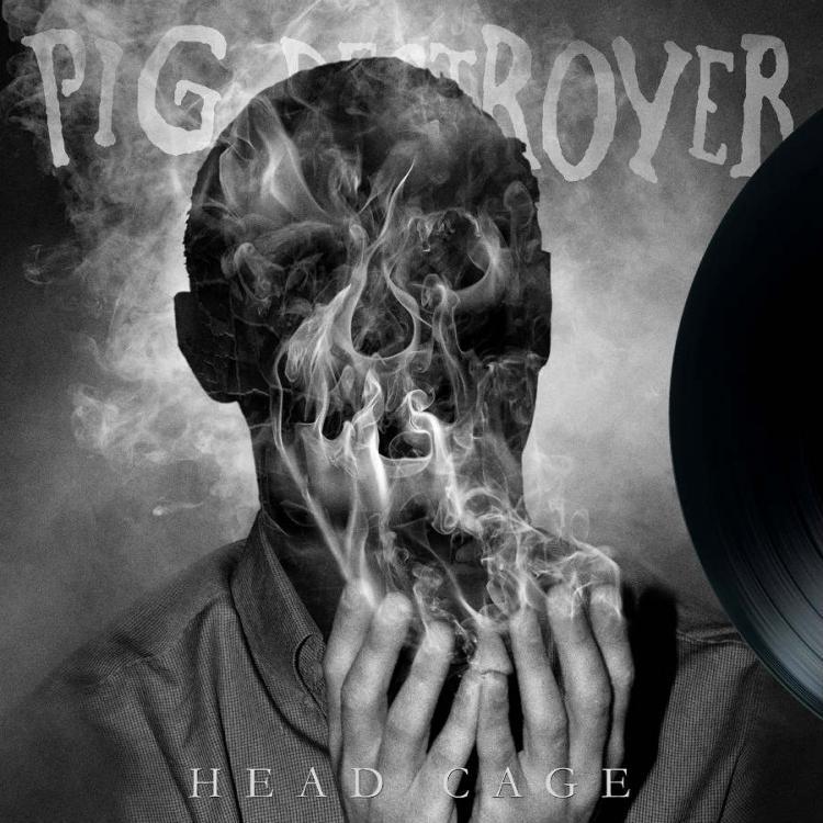 No. 7 'Head Cage' de Pig Destroyer (Relapse)