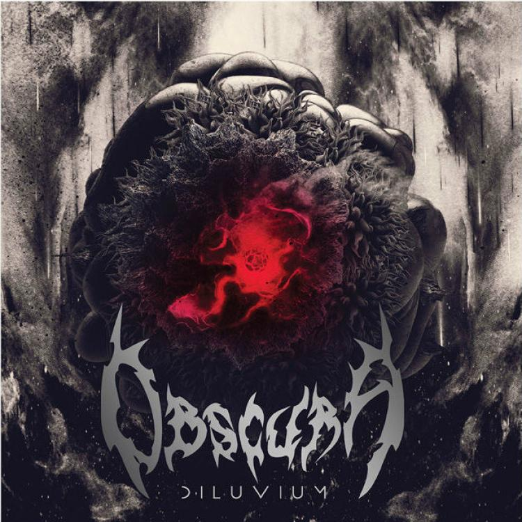 No. 9 'Diluvium' de Obscura (Relapse Records)