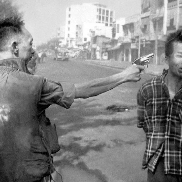 'La guerra en Vietnam', foto tomada de Xataca