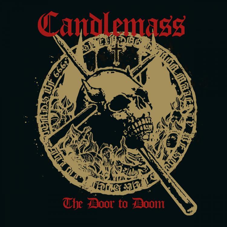 7. CANDLEMASS - THE DOOR TO DOOM