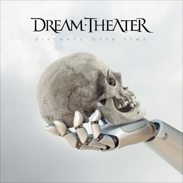 3. DREAM THEATER - DISTANCE OVERTIME