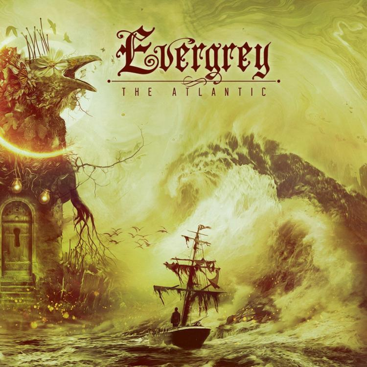 14. EVERGREY - THE ATLANTIC
