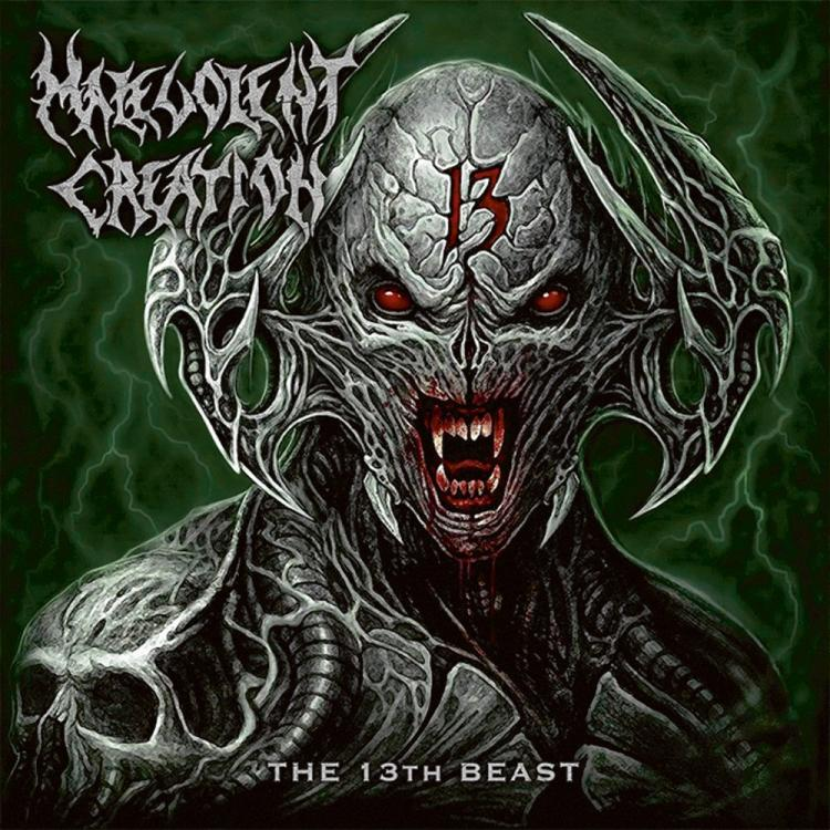 13. MALEVOLENT CREATION - THE 13TH BEATS