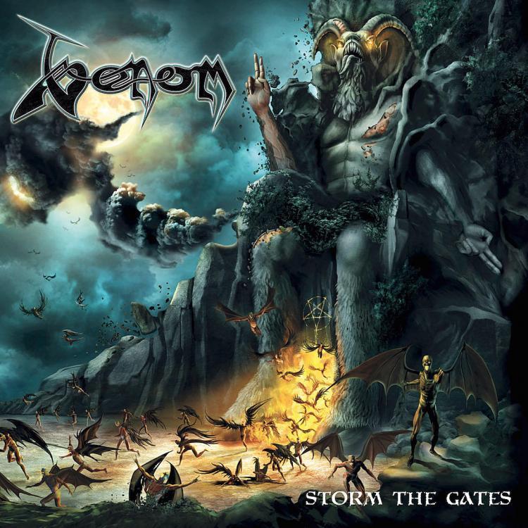 17. VENOM - STORM THE GATES