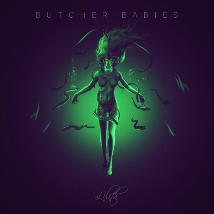 No. 10 'Lilith' de Butcher Babies (Century Media)
