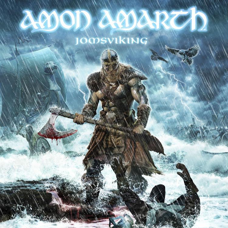 No. 10 'Jomsviking' de Amon Amarth (SONY/BMG)