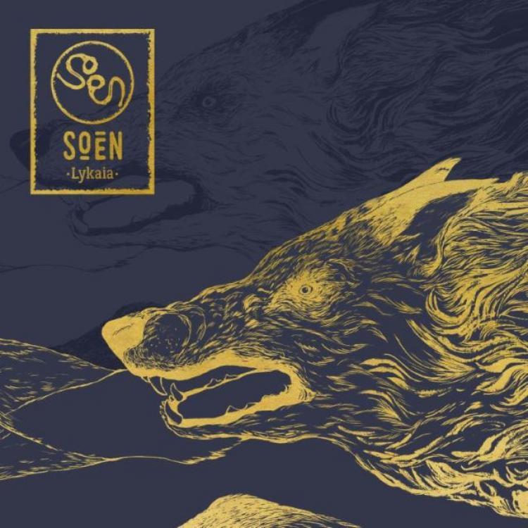 No. 11 'Lykaia' de Soen (Spinefarm)