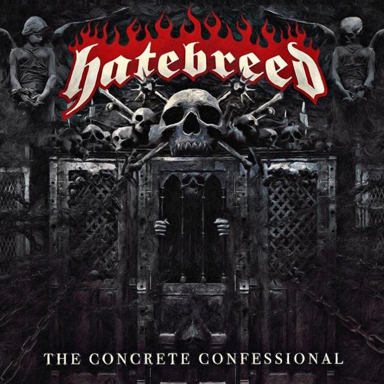 No. 11 'The Concrete Confessional' de Hatebreed (Nuclear Blast)