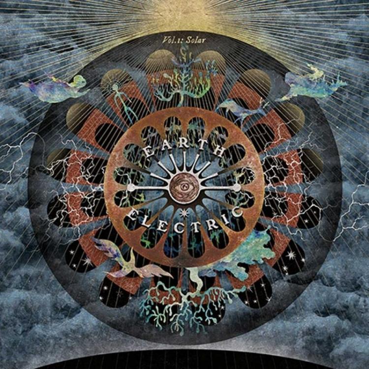 No. 11 'Vol.1: Solar' de EARTH ELECTRIC (Season Of Mist)