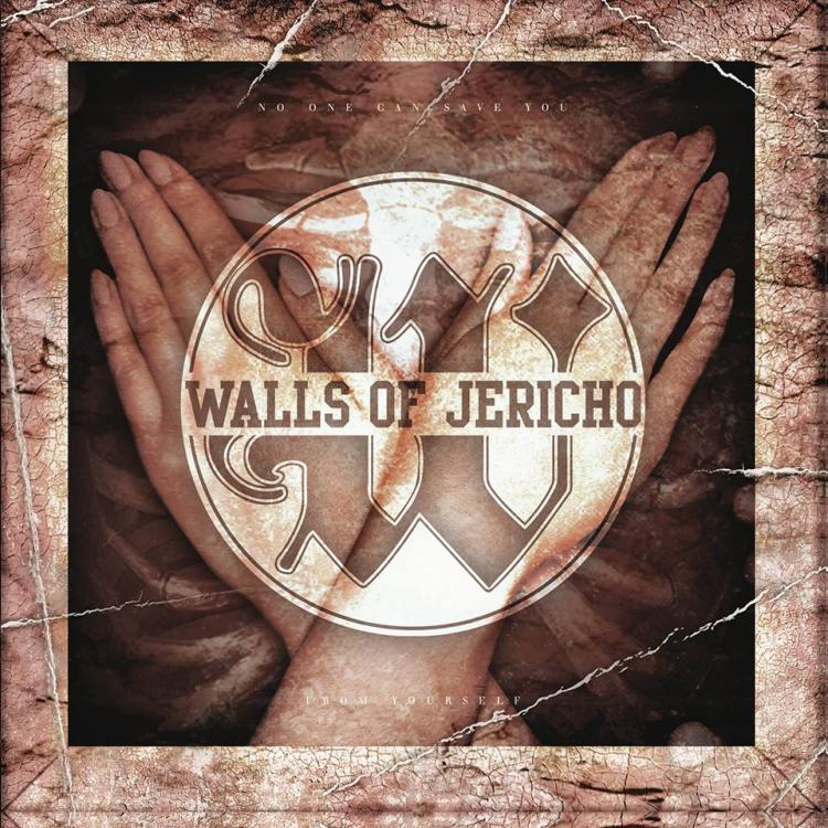 No. 11 'No One Can Save You From Yourself' de Walls of Jericho (Napalm)
