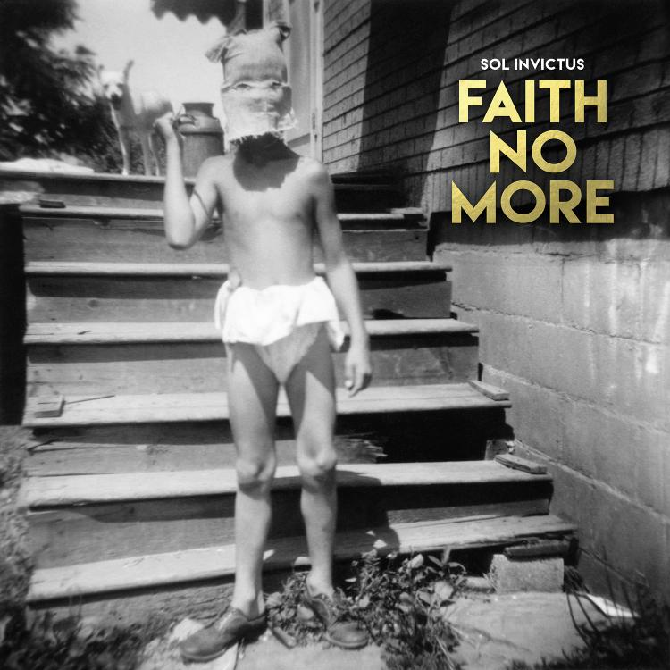 No. 12 'Sol Invictus' de Faith No More. Sello: Ipecac
