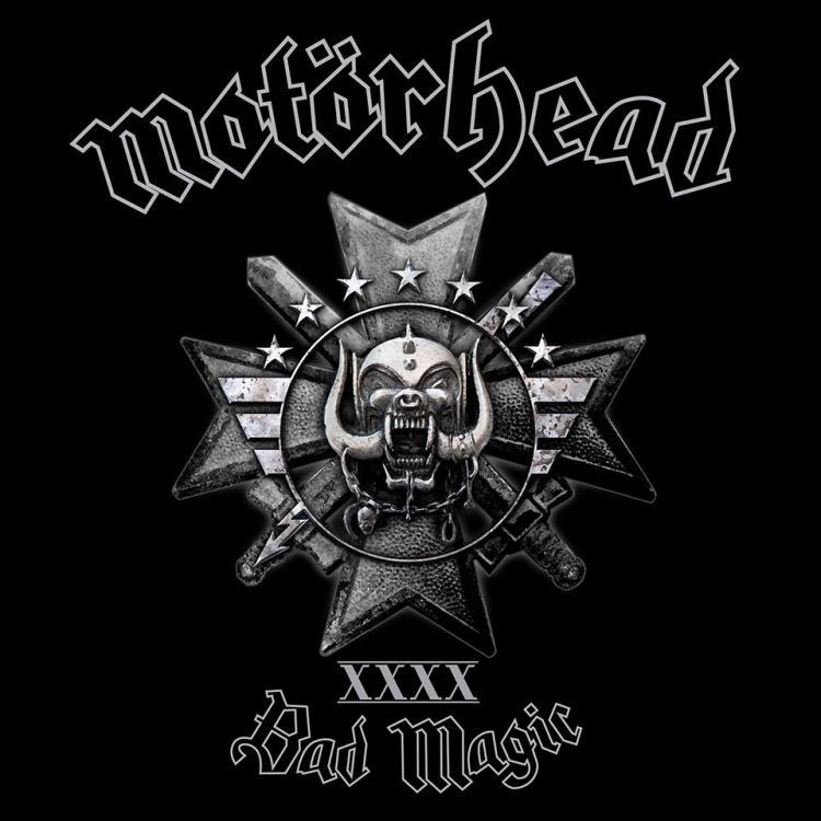 No. 12 'Bad Magic' de Motorhead (UDR)