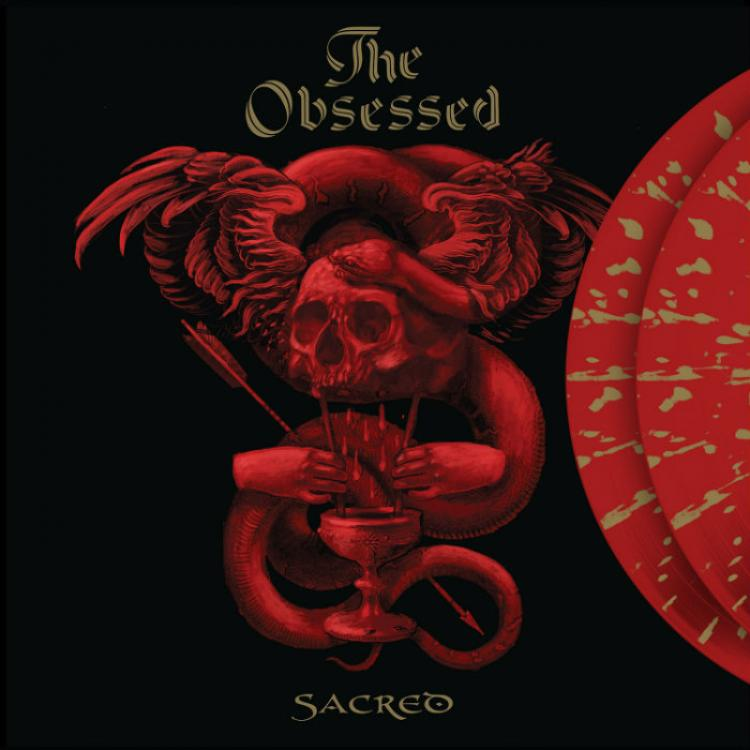 No. 13 'Sacred' de The Obsessed (Relapse)