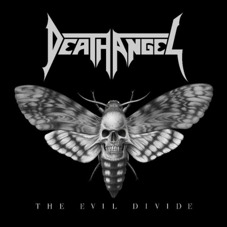 No. 13 'The Evil Divide' de Death Angel (Nuclear Blast)