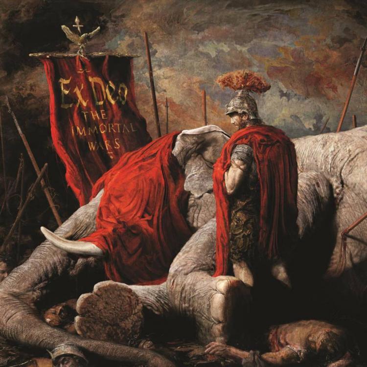 No. 14 'The Immortal Wars' de EX DEO (Napalm)