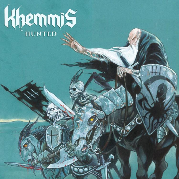 No. 14  'Hunted' de Khemmis ( 20 Buck Spin)