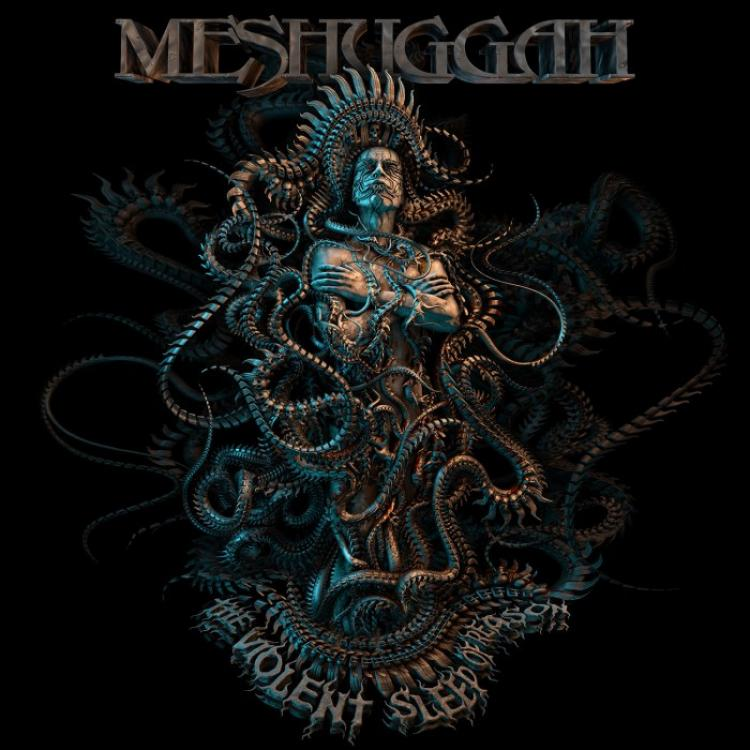 No. 15 'The Violent Sleep of Reason' de Meshuggah 8Nuclear Blast)