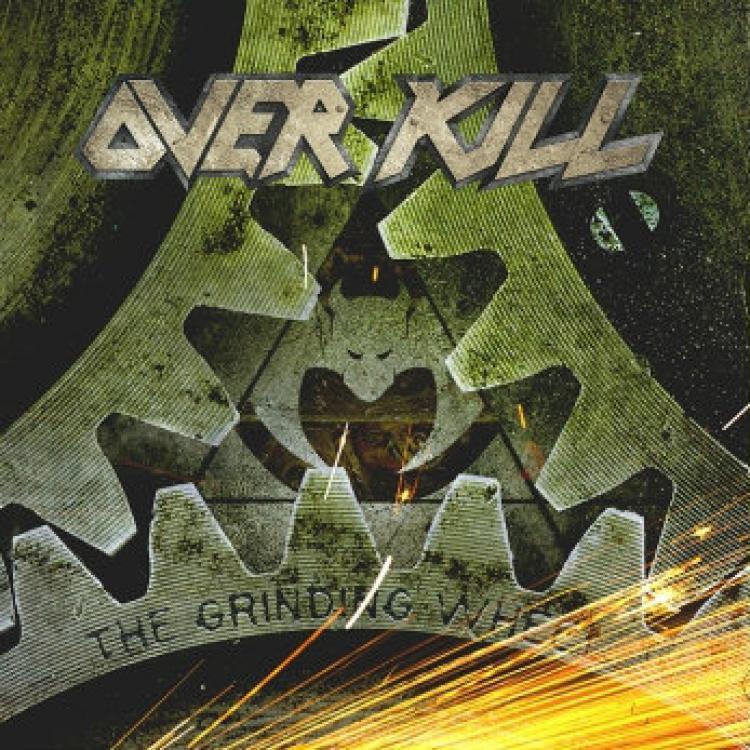 No. 15 'TheGrinding Wheel' de OVERKILL (Nuclear Blast)