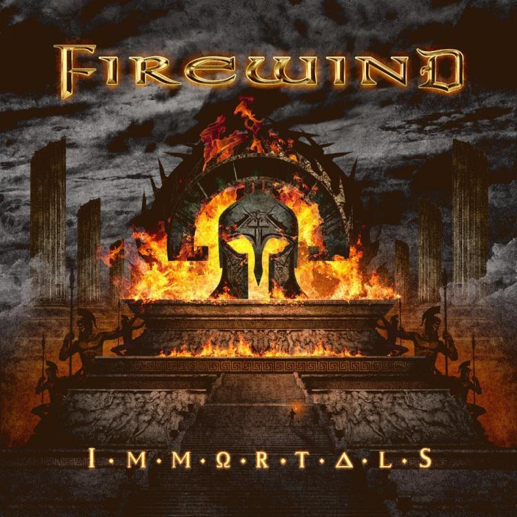 No. 16 'Immortals' de Firewind (Century Media)