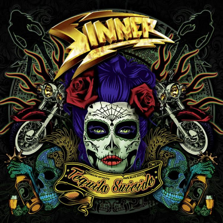 No. 16 'Tequila Suicide' de Sinner (AFM)