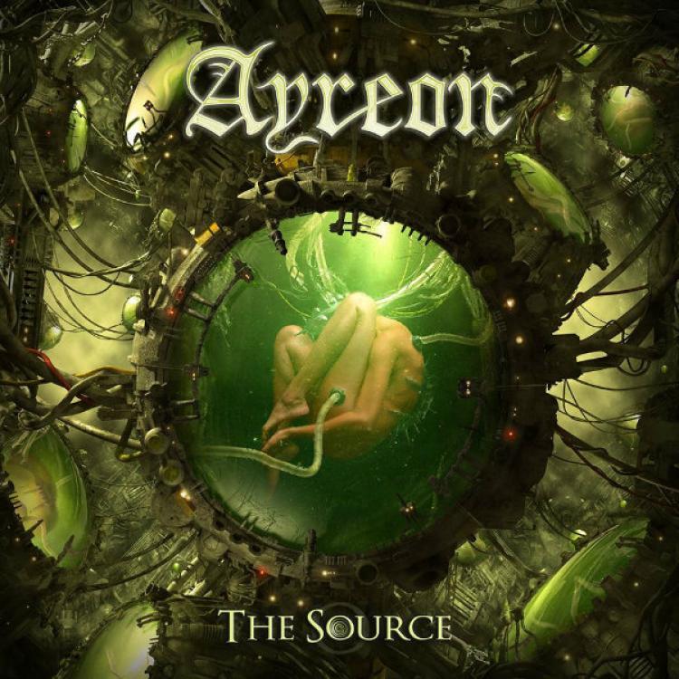 No. 16 'The Legend' de Ayreon (Mascot)