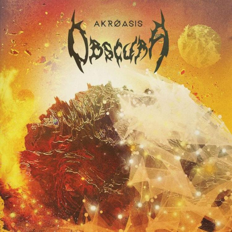 No. 16 'Akróasis' de Obscura (Relapse)