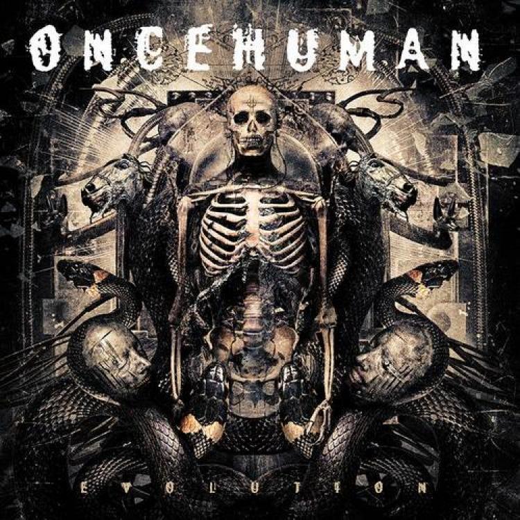No. 17 'Evolution' de Once Human (earMUSIC)