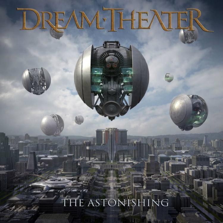 No. 18 'The Astonishing' de Dream Theater (Roadrunner)