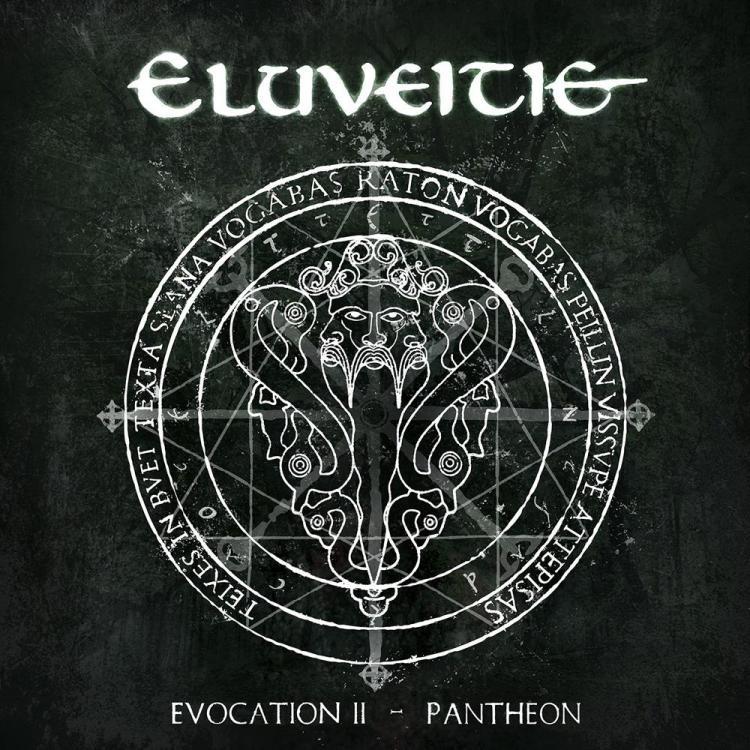 No. 18 'Evocation II - Pantheon' de Eluveitie (Nuclear Blast)