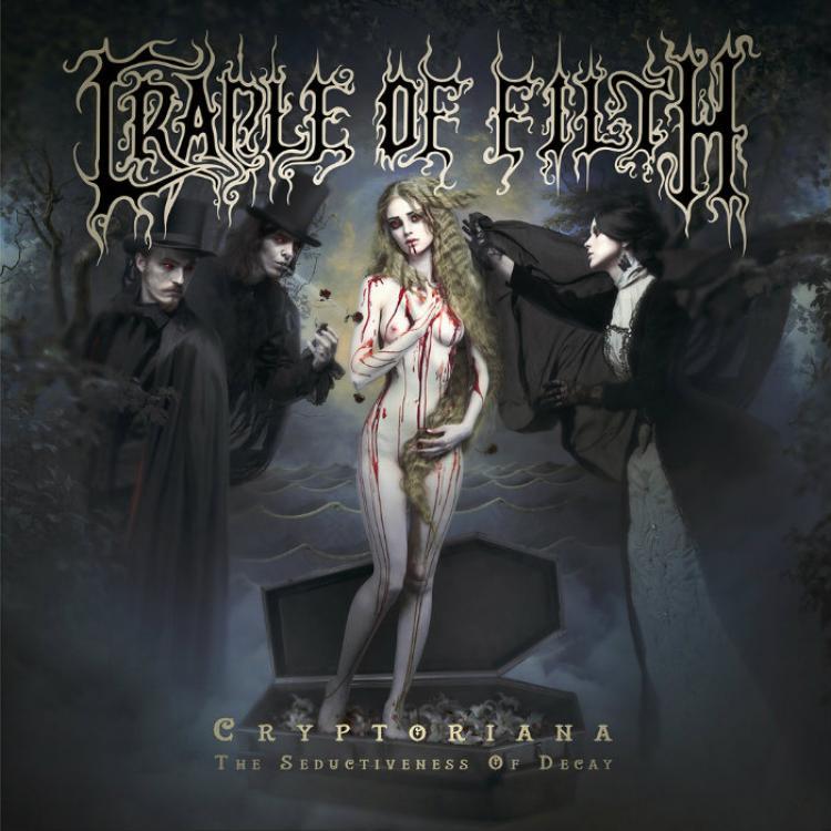 No. 18 'Cryptoriana' de CRADLE OF FILTH (Nuclear Blast)