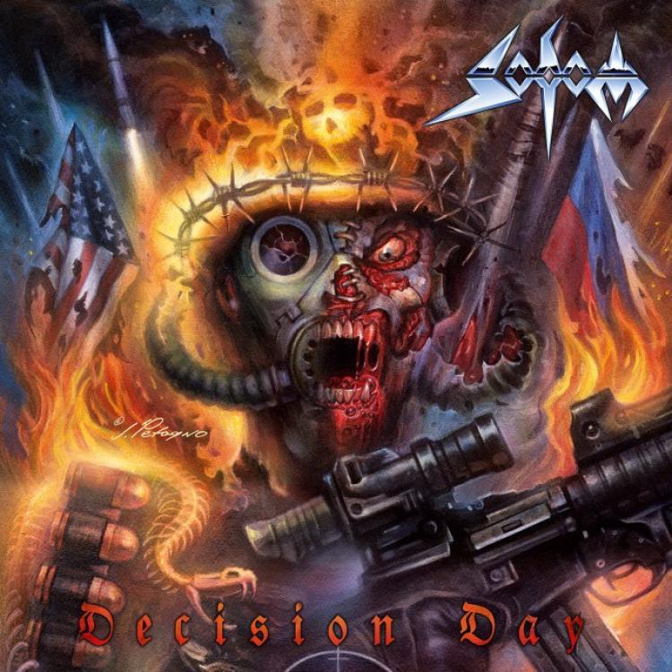 No. 18 'Decision Day' de Sodom (SPV)