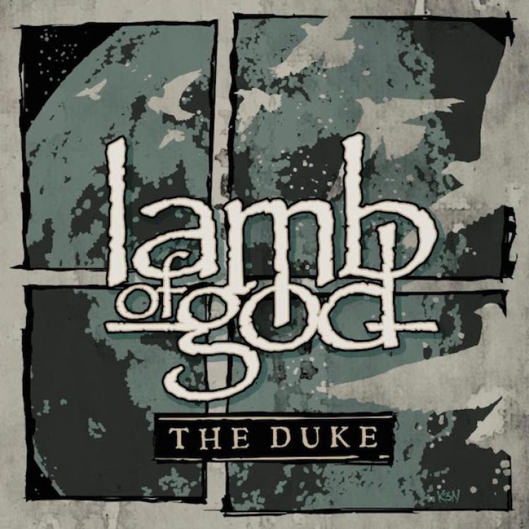 No. 19 'The Duke' EP de Lamb of God (EPIC)