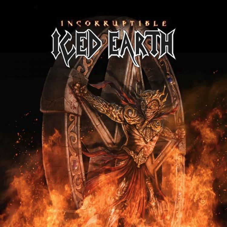 No. 19 'Incorruptible' de Iced Earth (Century Media)