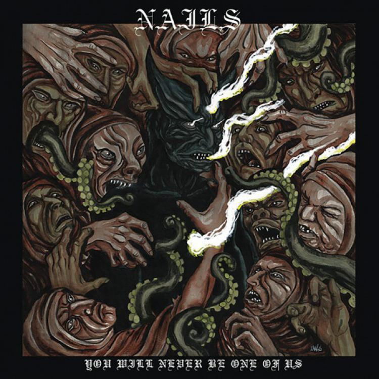 No. 19 'You Will Never Be One of Us' de Nails (Nuclear Blast)